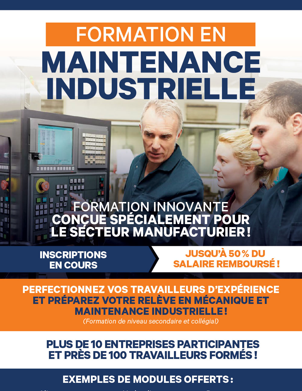 Maitenance industrielle